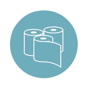 Hygiënische papierwaren & toebehoren